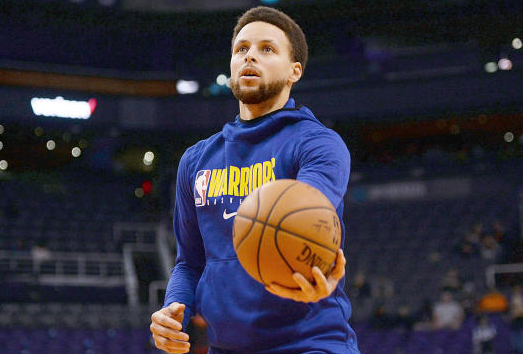 Stephen Curry Among Other Top Athletes Involved in Covid-19 Relief Fund