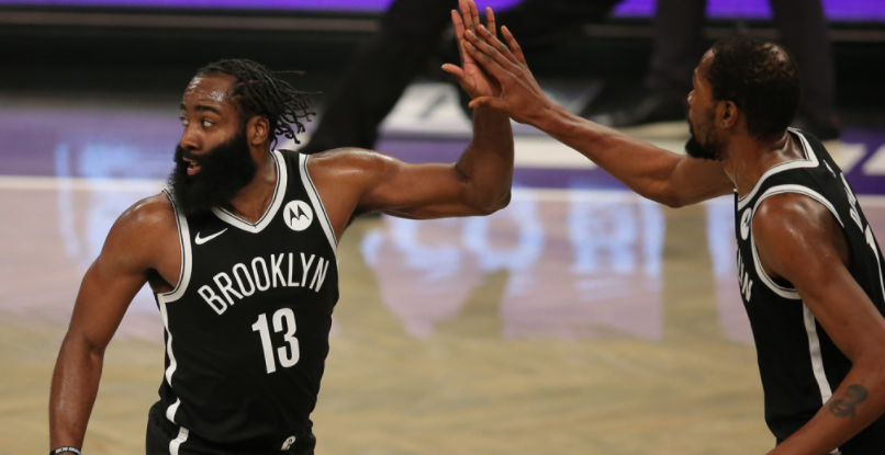 James Harden Has Triumphant Return to Houston Since Joining Brooklyn