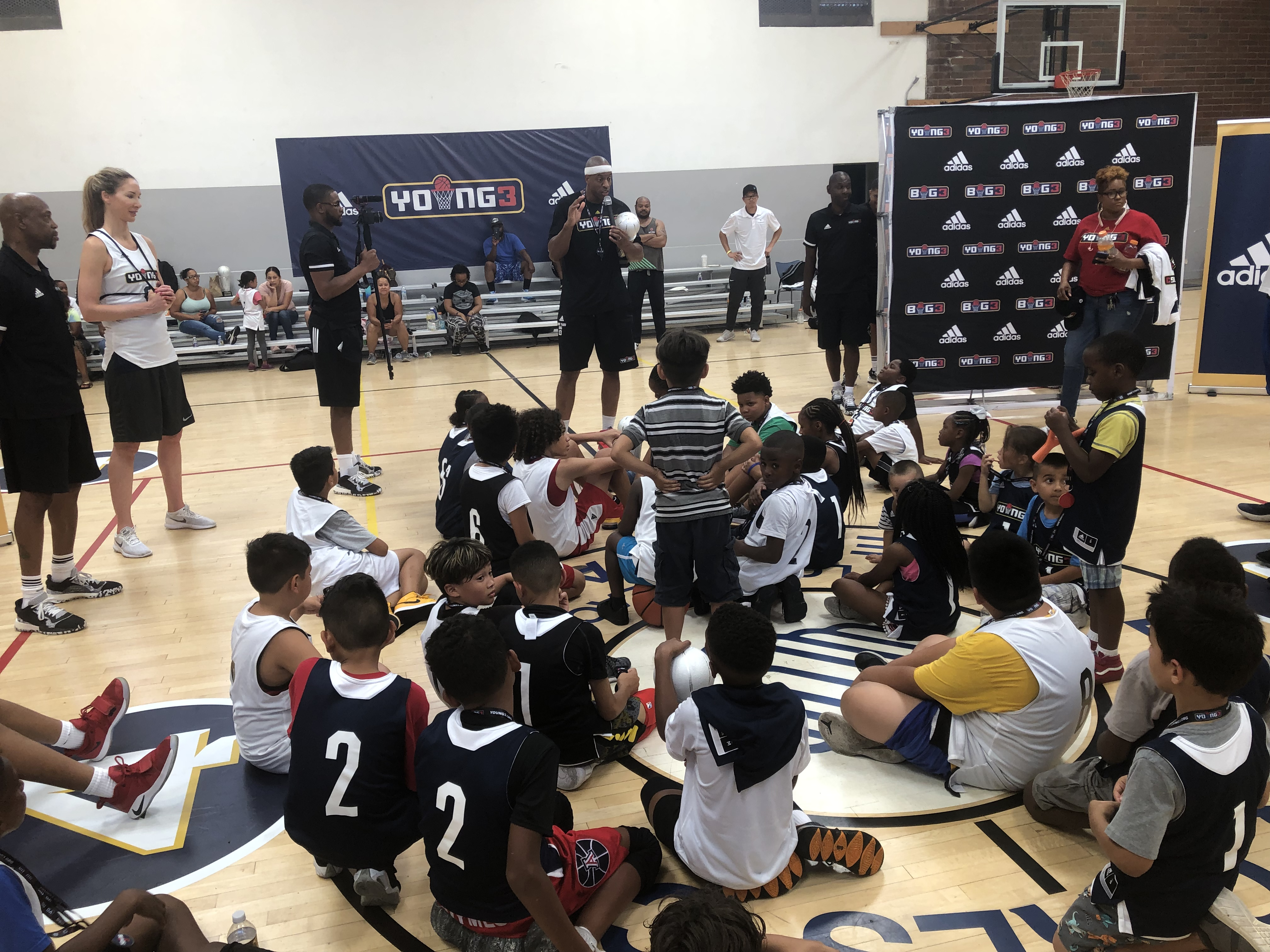 Young3 Inspires Long Beach Youth