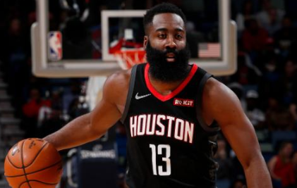 Houston's Harden Shines Again in 122-116 Win Over Pelicans