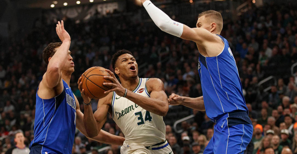 Bucks Say Goodbye to 18-Game Winning Streak In Loss to Mavs