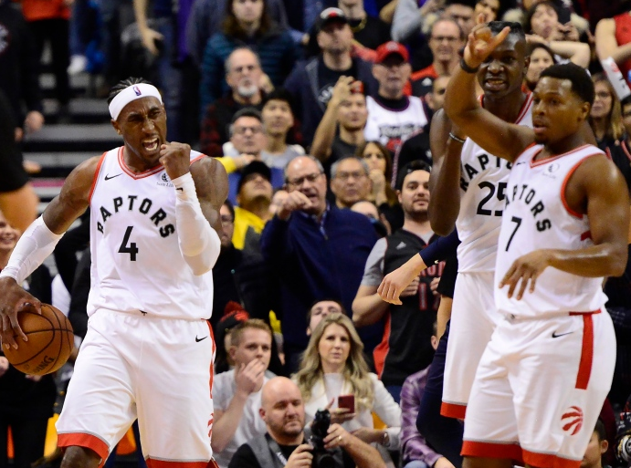 Raptors Score 47 Points in Fourth Quarter for the Biggest Comeback in Franchise History