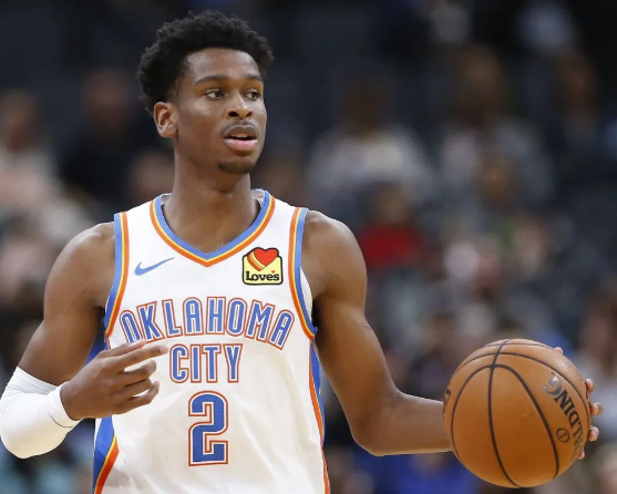 Young Gilgeous-Alexander's First Triple-Double Leads Oklahoma to Victory