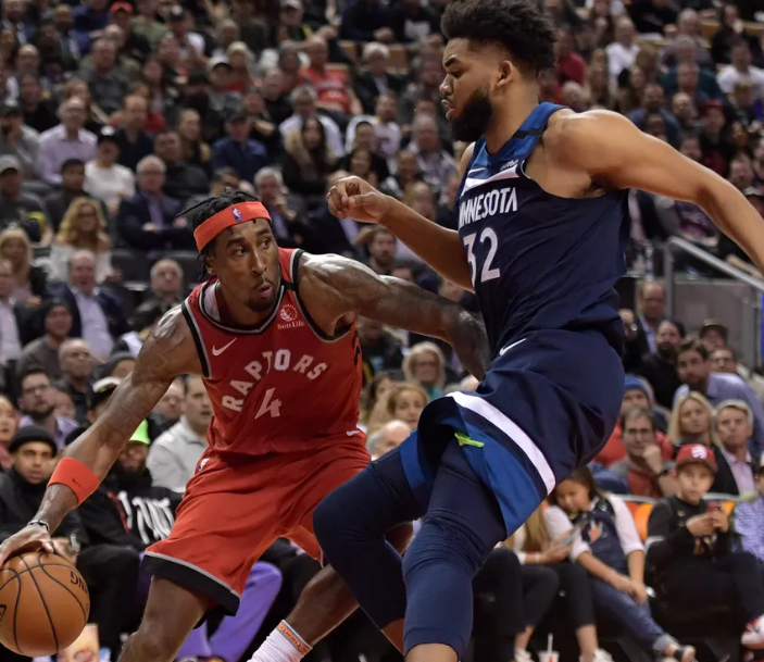 Raptors Drive Historic Win Streak to 15 Games in 137-126 Victory Against Timberwolves