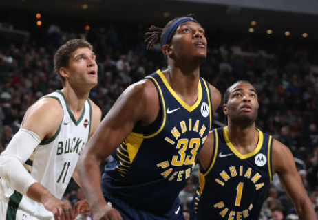Brogdon Helps Close Pacers' 118-111 Victory Against Bucks