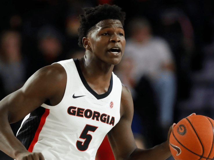 Anthony Edwards Continues to Reign as No 1 Pick in Updated 2020 NBA Mock Draft
