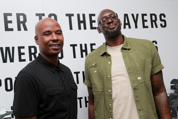 Former NBA Players Quentin Richardson & Darius Miles