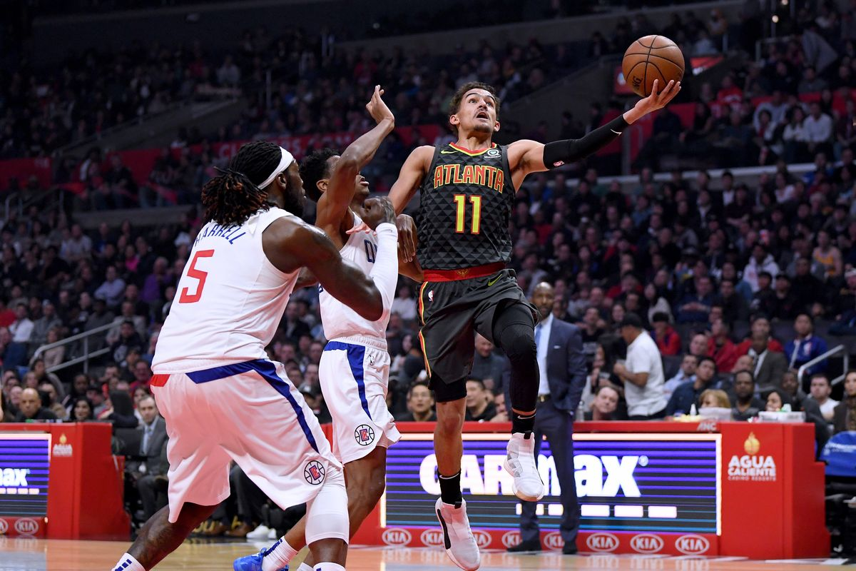 Atlanta Hawks Win First Game Against LA Clippers in Nearly 3 Years