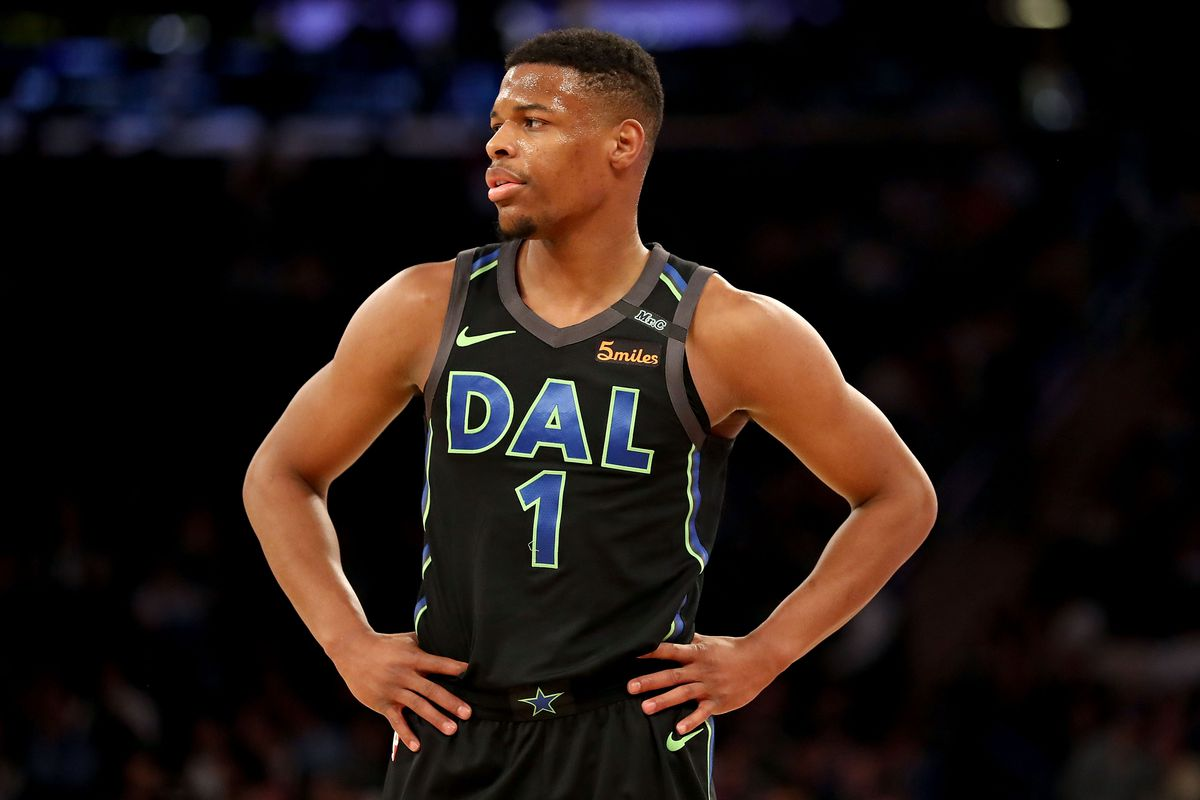 Dallas Mavs Welcome Back Dennis Smith Jr. for Game against LA Clippers