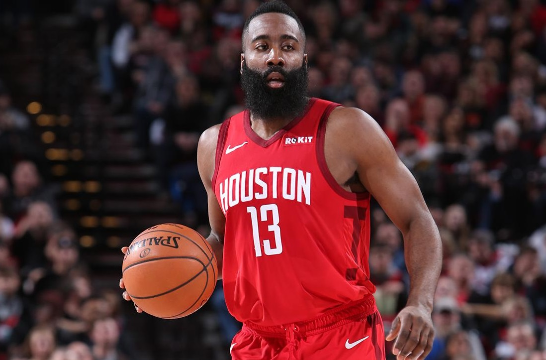 James Harden, going too hard for The Rockets?