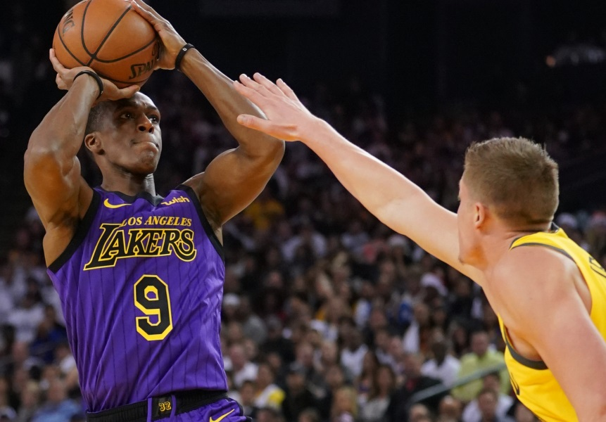 Lakers' Rondo Expected to Return for LA vs. Minnesota Game