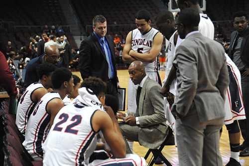 Findlay Prep Basketball team, Jerome Willaims as coach.