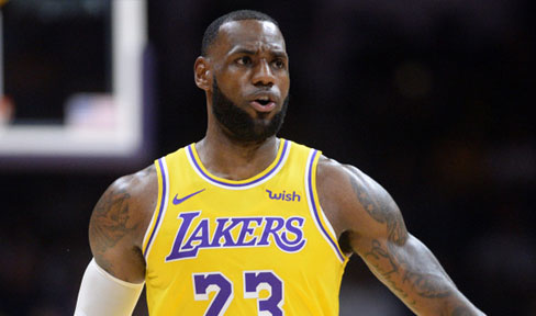 Can lebron lead the Lakers all the way to the NBA championship?