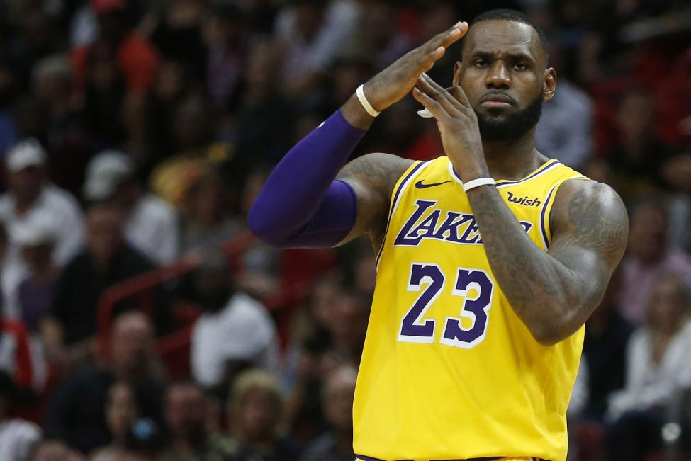 LeBron to Miss Remaining Six Games of NBA Season