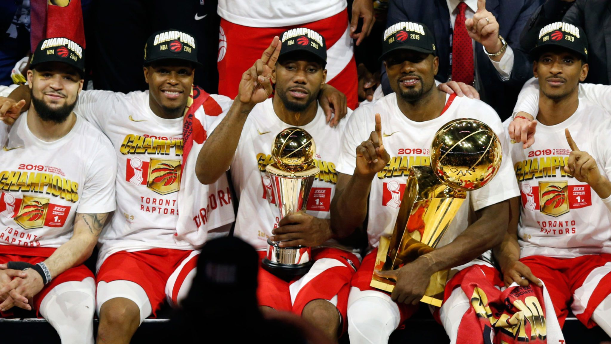 The Toronto Raptors Make History With First-Ever NBA Championship Win