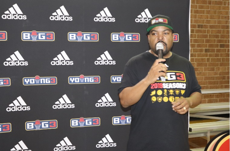 Ice Cube Preaches Greatness at Young3 - Charlotte, North Carolina