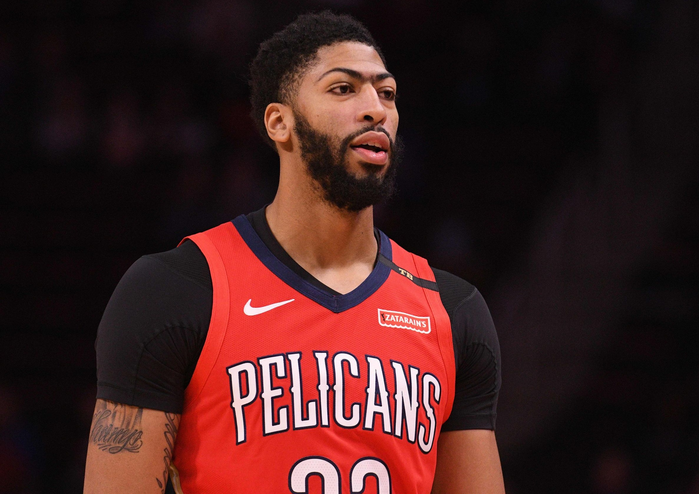 25-year-old NBA star Anthony Davis requested a trade out of the New Orleans Pelicans on Monday.