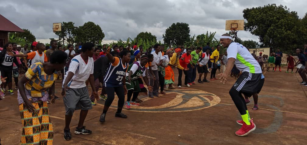 Jerome JYD Williams Visits Rwanda